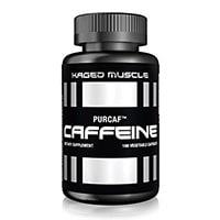 Natural-cafeína píldoras Kaged MUSCLE