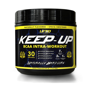 Lifted-Leistung-Keep-Up-Intra-Workout-Bewertung