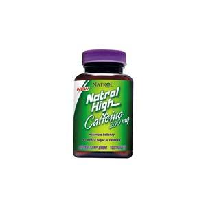 Natrol-High-Caffeine-review