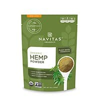 Navitas-Naturals ორგანული-Hemp ცილის ფხვნილი