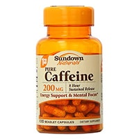 Sundown-Naturals-cafeína-Cápsula