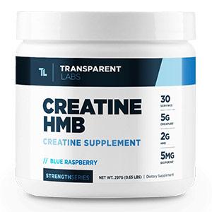 Labs Transparan Creatine Hmb