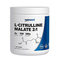 Nutricost-L-سیترولین مالات-