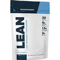 Transparent Labs Preseries Lean Vor dem Training