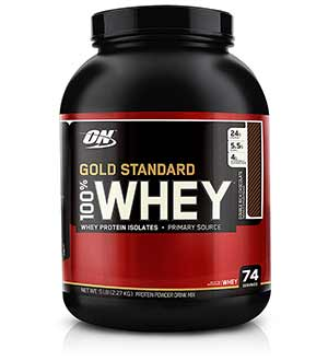 Optimum Nutrition--100-Whey-Gold-Standard