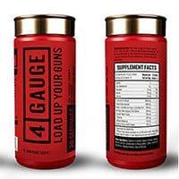 4 Gauge Pre Workout Supplement