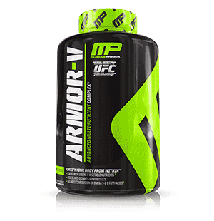 갑옷-V 별 MusclePharm