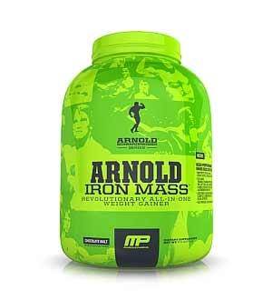 Арнолд Шварценегер--Series-Iron-Mass