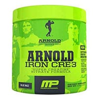 Arnold Reeks Iron Cre3