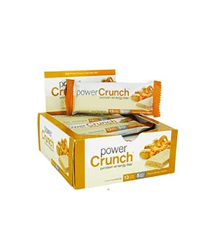 Crunch-Barra bionutricional-Power-