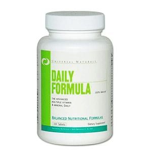 Daily-Formula demi Universal-Pemakanan