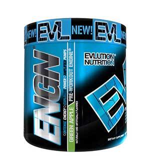 ENGN ก่อนออกกำลังกายจากที่ Evlution-โภชนาการ