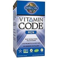 Garten des Lebens-Vitamin-Code-Männern