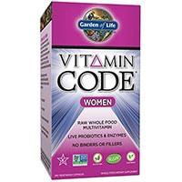 Elämän vitamiinikoodi Naiset