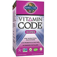 Garden of Life Vitamin Code Kvinder