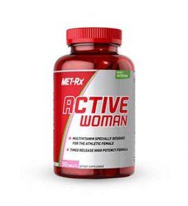 Met-Rx Aktywny ocena Kobieta