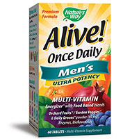 Naturen Way Alive Once Daily Mens
