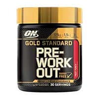 Optimaalinen ravitsemus Gold Standard Pre Workout
