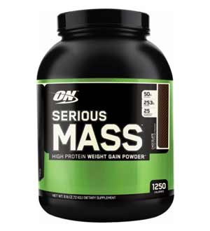 Optimum Nutrition--Serious-Mass