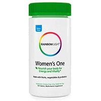 Rainbow Light Womens One Multivitamin