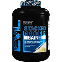 Stacked Protein Gainer por Evlution Nutrition