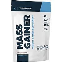 Transparent Labs Proteinseriesマスゲイナー