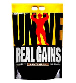 -Real Gains Universal Nutrition-