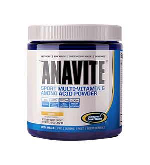 گاسپاری-تغذیه anavite