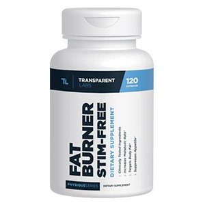 Transparente-Labs PhysiqueSeries-Fat-Burner-Stim-Free
