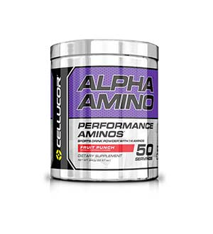 Cellucor-Alpha-Amino-baada ya Workout