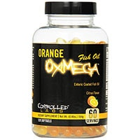 Kontrolleret Labs Orange Oximega Fish Oil