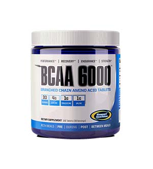 Gaspari Nutrition--BCAA-6000