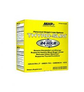 MHP-Thyro ohut tarkastelu