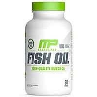 Рибено масло от мускули