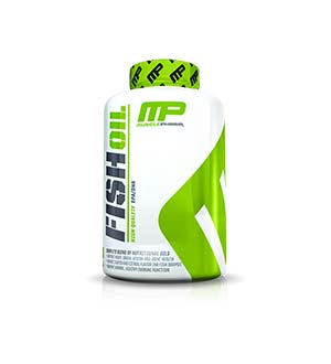 MusclePharm-روغن ماهی
