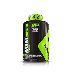 MusclePharm Shred Matrix review