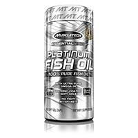 Muscletech Platinum 100 Fish Oil