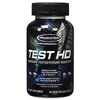 Muscletech ტესტი HD