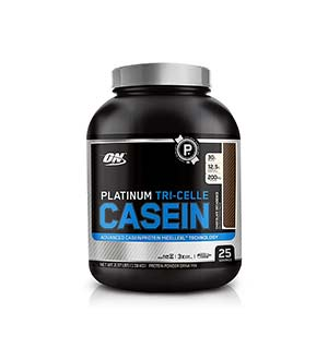 Optimum Nutrition--Platinum-Tri-Celle-caseína