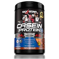 Six Star Elite Series Casein Protein Pulver