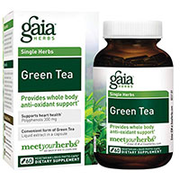 Gaia yrtit Green Tea