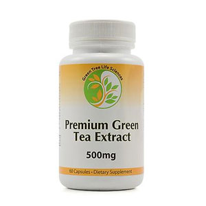 Zielone drzewo-Life-Science-Premium-Green-Tea-Extract