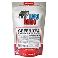 Hard Rhino suiwer groen tee uittreksel