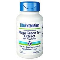 Life Extension Мега экстракт зеленого чая