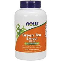 Теперь экстракт зеленого чая