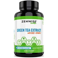 Zenwise Labs Gevorderde Groen tee uittreksel