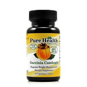Pure-ჯანმრთელობის Garcinia-Cambogia