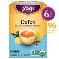 Yogi Tee Detox