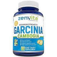 Zenvita ფორმულები 100 Pure Garcinia Cambogia