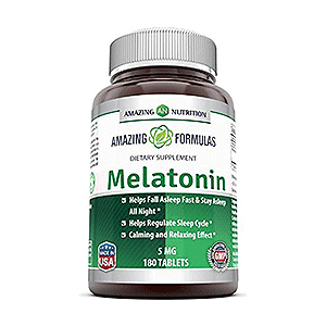Niesamowite-Nutrition-Melatonina